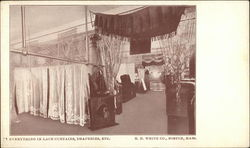 R.H. White Co. - Everything In Lace Curtains, Draperies, Etc.