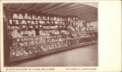 R. H. White Co. - Clock Department