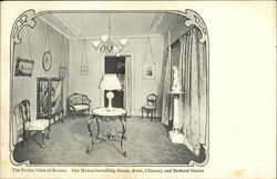 The Parlor, Suite of Rooms of Jordan Marsh, Co.