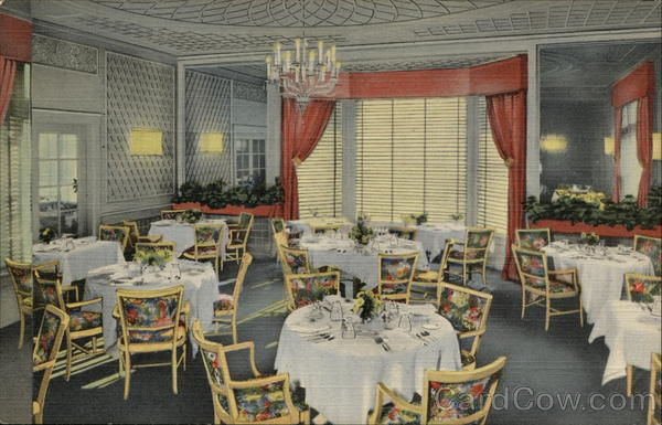 Beverly Hills Hotel and Bungalows - Arbor Room California