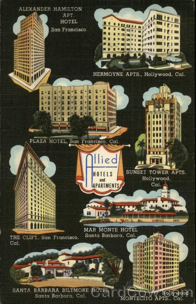 Allied Hotels & Apartments California