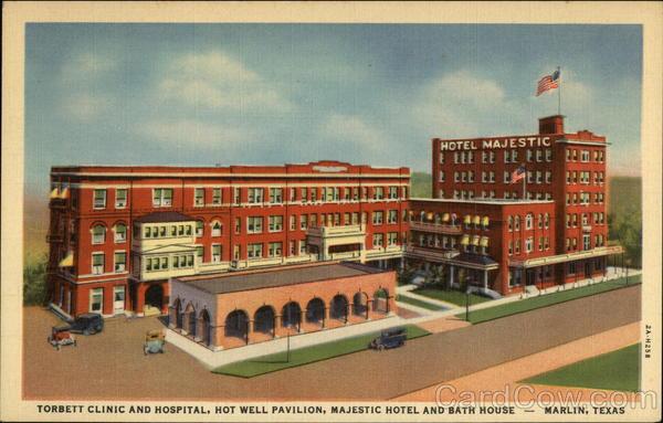 Torbett Clinic and Hospital Marlin, TX