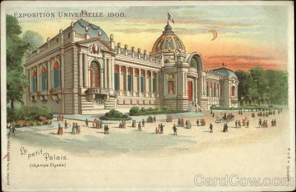 le petit palais champs elyses paris france 1900 paris. Black Bedroom Furniture Sets. Home Design Ideas