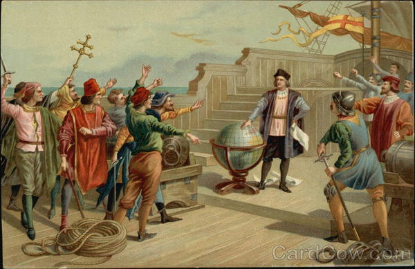 Christopher Columbus - Hermanos Fernandez Fabricantes Spain