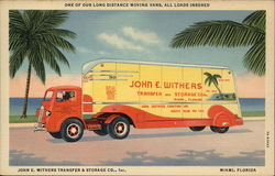 John E. Withers Transfer & Storage Co., Inc