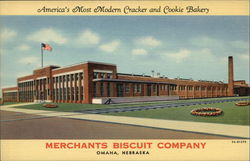 America's Most Modern Cracker and Cookie Bakery - Merchants Biscuit Company