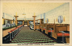 Smith Brothers Candy Counter and Luncheonette