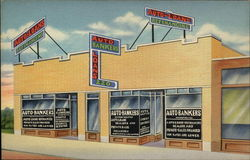 Automobile Loan Office: Auto Bankers, Inc (Now Freddie's Bar & Lounge)