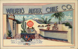 Walker's Austex Chile Co., Texas Centennial Exposition