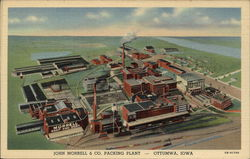 John Morrell & Co. Packing Plant