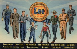 Lee Work Clothes - The H. D. Lee Company - Lee Jeans