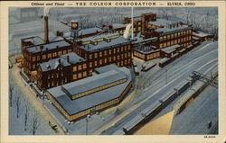 The Colson Corporation, Offices and Plant