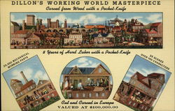 Dillon's Mechanical Working World