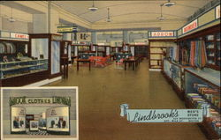 Lindbrook's Men's Store
