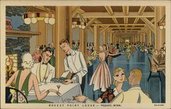 Breezy Point Lodge - Art Deco