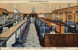 The Sanitary Cafe