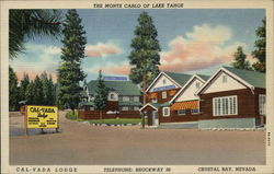 Cal-Vada Lodge - Lake Tahoe