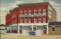 Haverly Milk Coolers, Established 1922