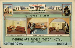 Westward-Ho Lodge - Nebraska's Finest Motor Hotel