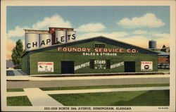 Foundry Service Co. Sales & Storage
