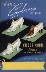 Wilbur Coon Shoes for Summer Wear