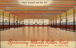 Spinning Wheels Roller Rink