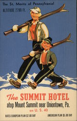 The Summit Hotel atop Mount Summit