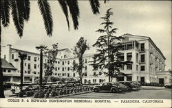 Collis P. & Howard Huntington Memorial Hospital