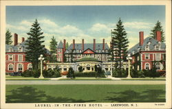 Laurel-in-the-Pines Hotel