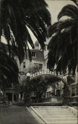 Hershey Arms Hotel Postcard