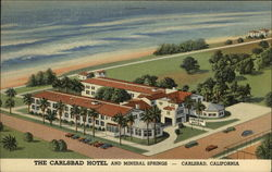 The Carlsbad Hotel and Mineral Springs