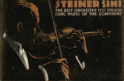 Steiner Simi, The Best Orchester for English Danc Music of the Continent