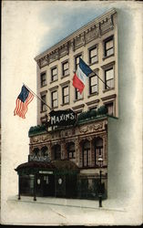 Maxim's Nightclub, Restaurant