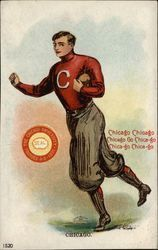 University of Chicago Football Player