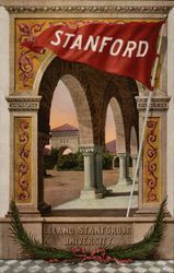 Stanford University Pennant
