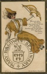Mary Baldwin Seminary College Girl