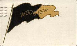 College of Wooster Pennant