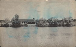 Chipuxet Lake & Dining Lodge, Camp Canonicus