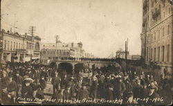 Street Car Riot March 29 1906