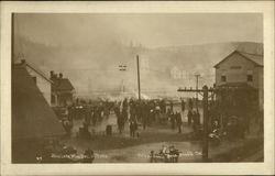 Blue Lake Fire December 5, 1911