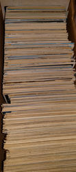 Large Wholesale Lot of 800 Vintage Postcards