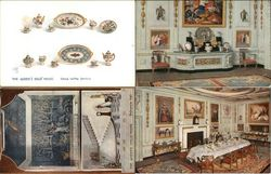 The Queen's Doll House Complete Set of 48 Postcards