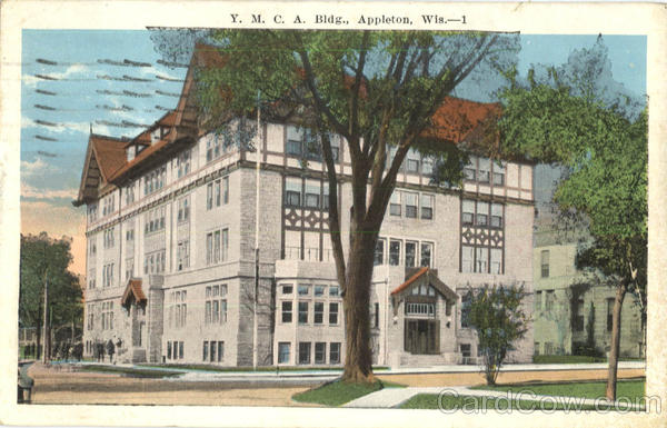 Y. M. C. A. Bldg Appleton Wisconsin