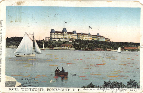 Hotel Wentworth Portsmouth New Hampshire
