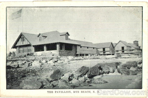 The Pavillion Rye Beach New Hampshire
