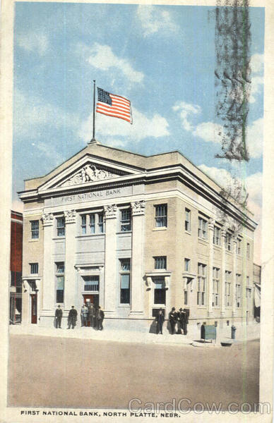 First National Bank North Platte Nebraska