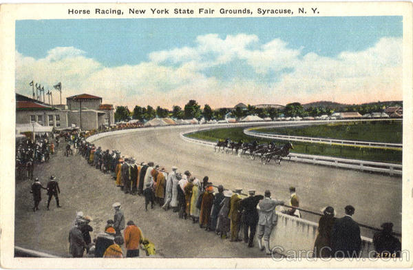 Horse Racing Syracuse New York