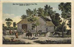The First House In Fond Du Lac