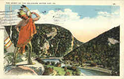 The Spirit Of The Delaware Water Gap