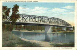 Mckenzie Highway Bridge